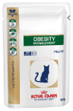 Паучи для кошек Royal Canin Obesity Management S/O 0,1 кг